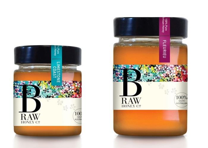 B Raw Honey