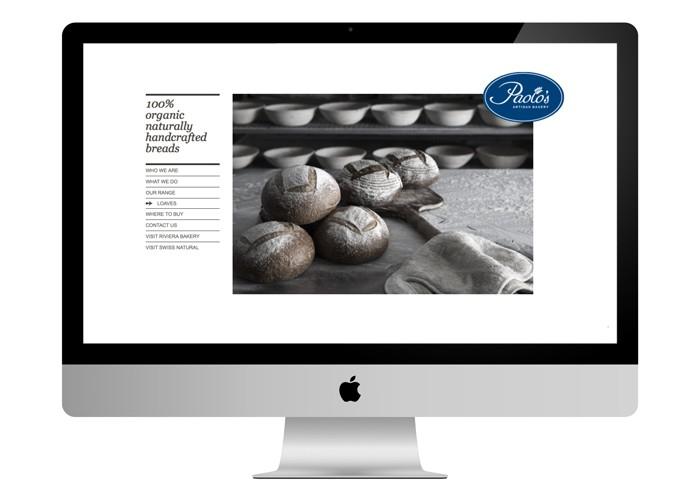 Paolo's artisan bakery