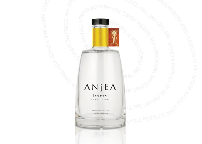 Anjea vodka QLD